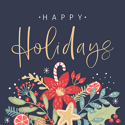 Happy Holidays From Oyster Point Dentistry